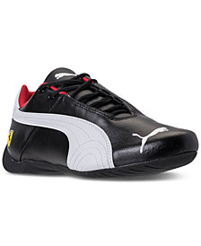 Puma Big Boys' Future Cat SF Ferrari Casual Sneakers from Finish Line