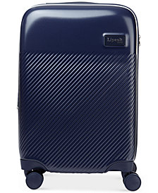 "Lipault Dazzling Plume 20"" Expandable Hardside Carry-On Spinner Suitcase"