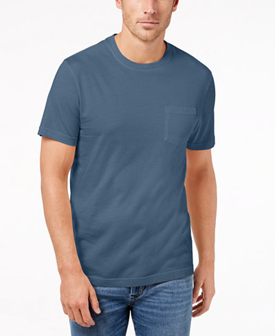 Club Room Men's Heathered T-Shirt, Created for Macy's