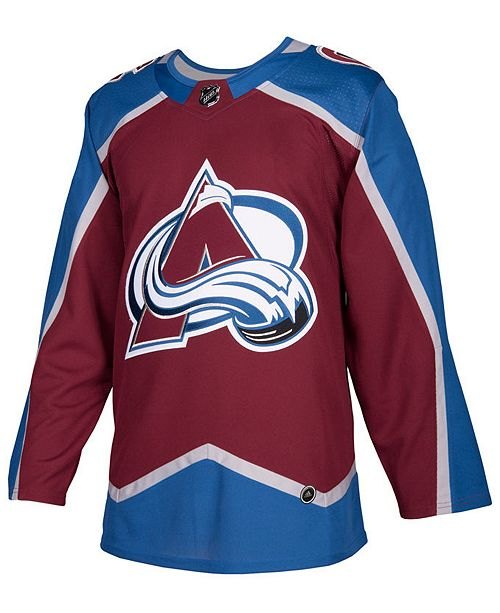 652ea1170 adidas Men s Colorado Avalanche Authentic Pro Jersey - Sports Fan ...