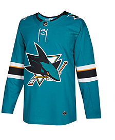 adidas Men's San Jose Sharks Authentic Pro Jersey