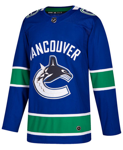 adidas Men's Vancouver Canucks Authentic Pro Jersey