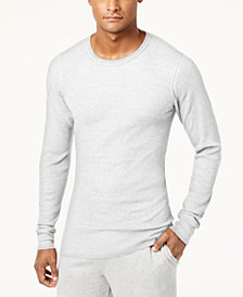 Alfani Men's Thermal Shirt, Created for Macy's