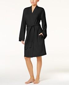Charter Club French Terry Kimono Robe