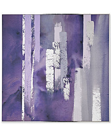 Graham & Brown Purple Harmony Wall Art
