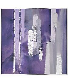 Graham & Brown Purple Harmony Wall Art