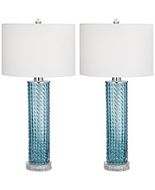 Pacific Coast Renzo Set of 2 Table Lamps