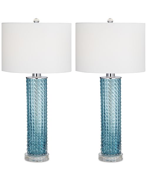 Pacific Coast Renzo Set Of 2 Table Lamps Lighting Lamps Home