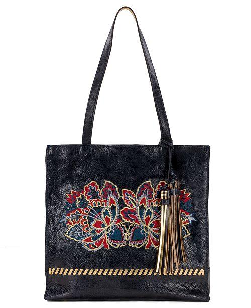 Patricia Nash Provencal Escape Embroidery Toscano Medium Tote ... fe3eb5ff5af0f