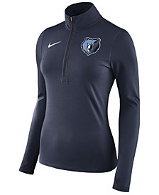 Nike Women's Memphis Grizzlies Element Pullover