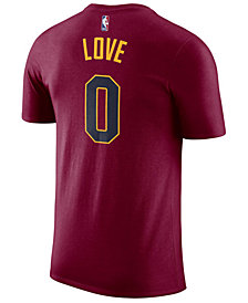 Nike Men's Kevin Love Cleveland Cavaliers Name & Number Player T-Shirt