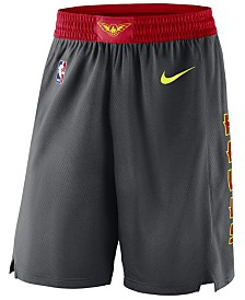 Nike Men's Atlanta Hawks Icon Swingman Shorts