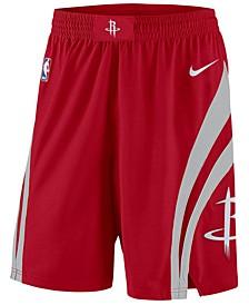 Men's Houston Rockets Icon Swingman Shorts