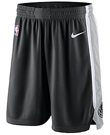 Men's San Antonio Spurs Icon Swingman Shorts