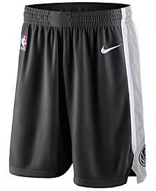 Men's San Antonio Spurs Icon Swingman Shorts