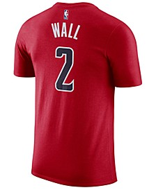 Men's John Wall Washington Wizards Name1 & Number Player T-Shirt
