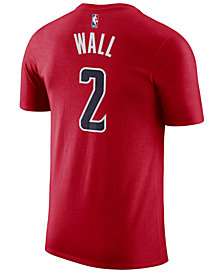 Nike Men's John Wall Washington Wizards Name1 & Number Player T-Shirt