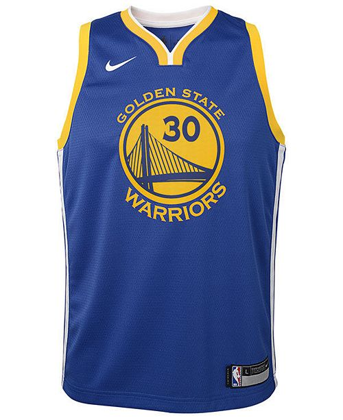 Nike Stephen Curry Golden State Warriors Icon Swingman Jersey 7303bb836