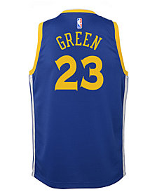 Nike Draymond Green Golden State Warriors Icon Swingman Jersey, Big Boys (8-20)