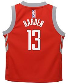 Nike James Harden Houston Rockets Icon Replica Jersey, Toddler Boys