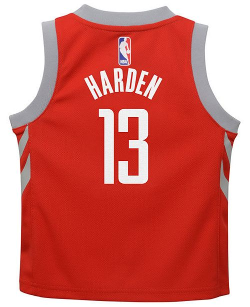 9d93c2c7cb0 ... Nike James Harden Houston Rockets Icon Replica Jersey