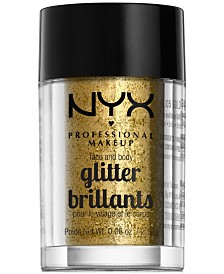 NYX Professional Makeup Face & Body Glitter Brilliants