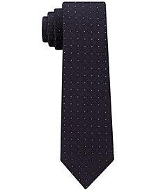 Calvin Klein Men's Dot Skinny Tie