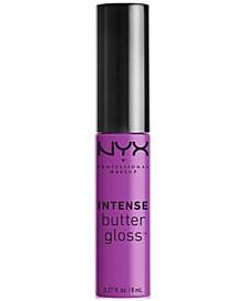 Intense Butter Gloss