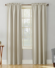 "Sun Zero Preston 40"" x 63"" Blackout Rod-Pocket Window Panel"