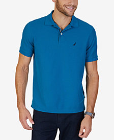 Nautica Men's Classic-Fit Performance Deck Polo