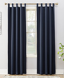 "Preston 40"" x 84"" Tab-Top Blackout Curtain Panel"