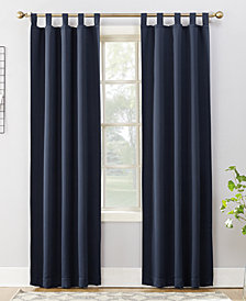 Sun Zero Preston Blackout Tab-Top Window Panels
