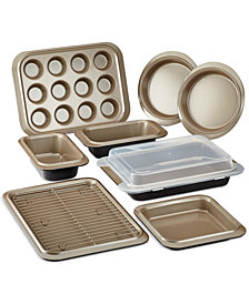 Anolon 10-Pc. Non-Stick Bakeware Set