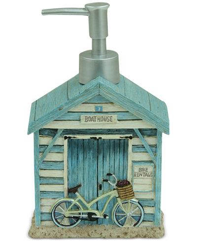 Bacova Beach Cruiser Lotion Dispenser