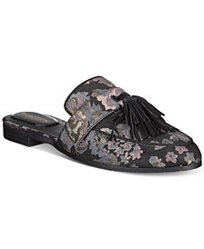 Kenneth Cole Reaction Women's Rain Down Tassel Mules