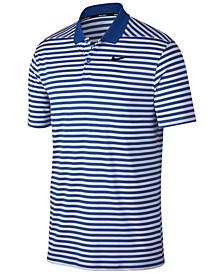 Men's Golf Victory Striped Polo
