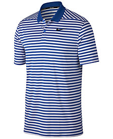 Nike Men's Golf Victory Striped Polo