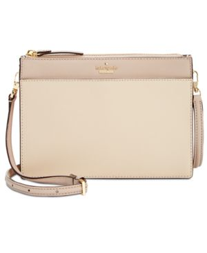 KATE SPADE NEW YORK CAMERON STREET CLARISE LEATHER CROSSBODY