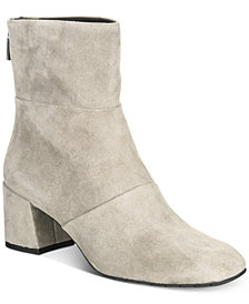 Kenneth Cole New York Women's Eryc Suede Booties