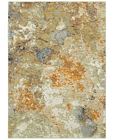 JHB Design  Strata  Alloy Area Rugs