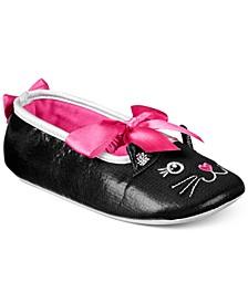 Kitty Slip-On Flats, Toddler Girls (4.5-10.5)