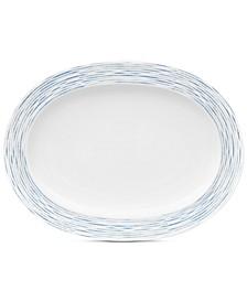 Hammock Oval Platter, Created for Macy's