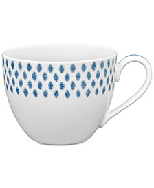 Noritake Blue Hammock Cup, Created for Macy's