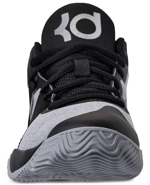 6bda3ff1633a2 ... Nike Little Boys  KD Trey 5 V Basketball Sneakers from Finish Line ...