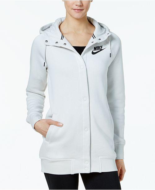 e63320daad8f Nike Sportswear Rally Fleece Jacket  Nike Sportswear Rally Fleece Jacket ...