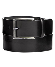 Hugo Boss Men's GEID Leather Belt