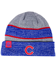 New Era Chicago Cubs On Field Sport Knit Hat