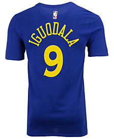 Nike Men's Andre Iguodala Golden State Warriors Name & Number Player T-Shirt