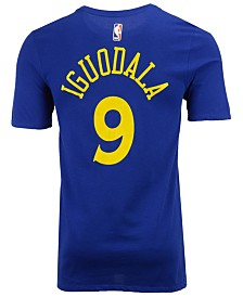 Nike Men's Andre Iguodala Golden State Warriors Name & Number Player T-Shirt