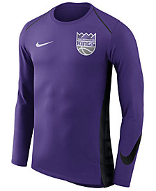 Nike Men's Sacramento Kings Hyperlite Shooter Long Sleeve T-Shirt
